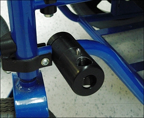 Frame Clamp attachment positions